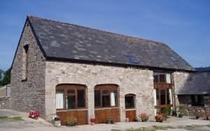 Courtyard Cottage Hopyard Farm Cottages Govilon, Abergavenny, Monmouthshire