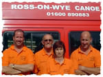 Ross-on-Wye Canoe Hire small family team