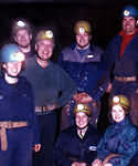 Cave & Mine exploration Appreciate the wonders of nature underground and go exploring in local caves and mines.