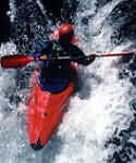 White Water kayak For anyone wanting to experience the thrill of white water