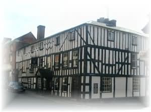 The Falcon Hotel, Broad Street, Bromyard