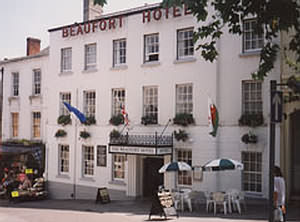 The Beaufort Hotel Beaufort Square, Chepstow, Monmouthshire