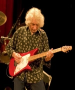 Albert Lee aka Mr Telecaster, born Leominster