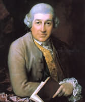 David Garrick Born Hereford 1717
