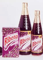 Ribena developted by Dr Vernon Charley and H W Carter