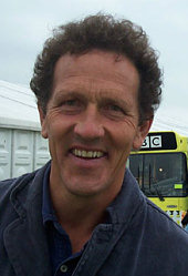 Monty Don presenter of Gardeners' World