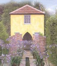 Arrow Cottage Garden is a delightful array of 24 separate 'rooms', each with its own character - formal or overflowing with exuberant and imaginative planting