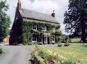 The Bowens Country Hotel Fownhope Herefordshire
