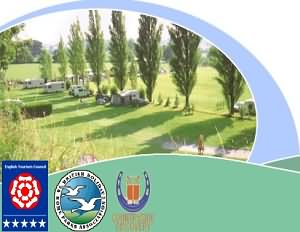 Lucksall Caravan & Camping Park Mordiford Hereford Herefordshire
