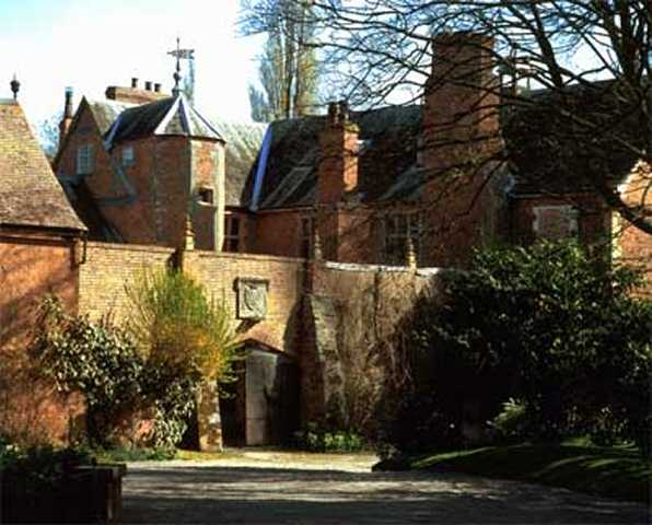 Hellens Manor a living monument to much of England's History