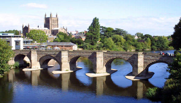 Hereford Tourist Information and Travel Guide