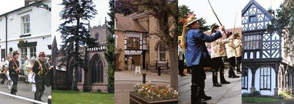 Leominster dates from the 7th century and its history can be seen throughout the town