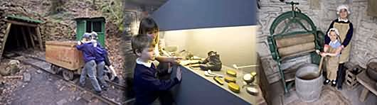Explore and Discover at the Dean Heritage Centre