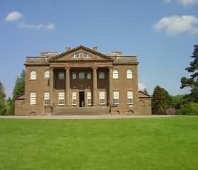 Berrington Hall in Leominster Herefordshire
