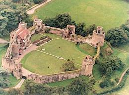 Caldicot Castle & Country Park in Monmouthshire