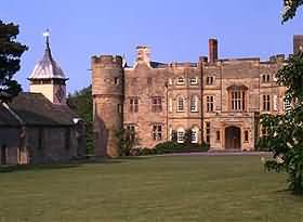 Croft Castle in Leominster, Herefordshire