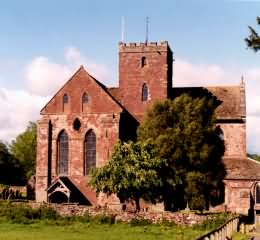 Dore Abbey in Herefordshire