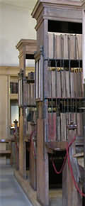 Chained Library in Hereford Cathedral