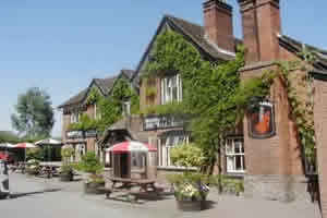 The Hopton Arms Ashperton Nr Ledbury Herefordshire