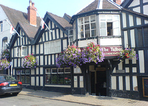 The Talbot Hotel 14 New St Ledbury Herefordshire