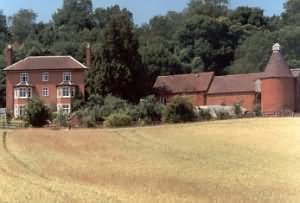 Wall Hills Country House Hereford Road Ledbury Herefordshire