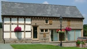 Luntley Court Farm Cottage Pembridge Leominster Herefordshire