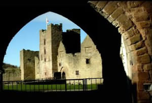 Ludlow Castle : Construction began in the late 11th Century