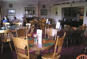 Kings Head Inn Dinning Area