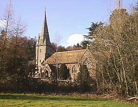 St John the Baptist Church at Huntley