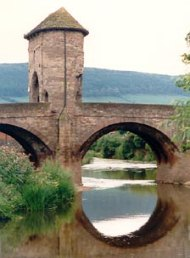Monnow Bridge Monmouth