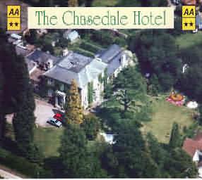 The Chasedale Hotel Walford Road, Ross-on-Wye, Herefordshire