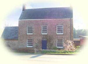 The Falcon House How Caple Hereford