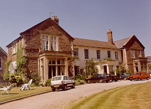 Glewstone Court nr. Ross-on-Wye Herefordshire