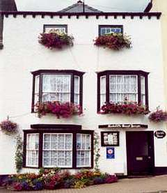 Radcliffe Guest House Wye Street, Ross-on-Wye, Herefordshire