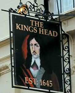The Kings Head Hotel 8 High Street, Ross-on-Wye, Herefordshire