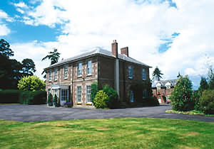 Wharton Lodge, Weston-under-Penyard, Nr Ross-on-Wye, Herefordshire