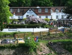 Royal Lodge Symonds Yat East