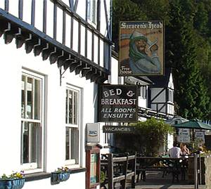 The Saracens Head Inn Symonds Yat East
