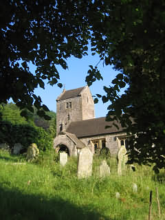 Old Church in Penallt Monmouthshire