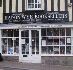 Hay on Wye book sellers