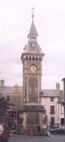 Hay on Wye Clock Tower